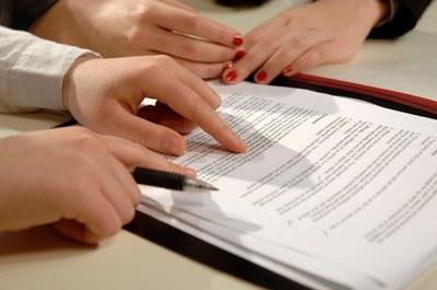 Deposito contratti di secondo livello e dichiarazione di conformità