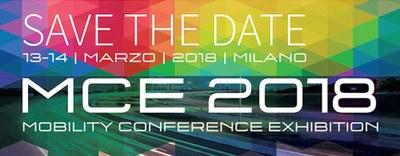I numeri della Mobility Conference Exhibition 2018