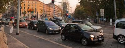Area B Milano:  sospensione