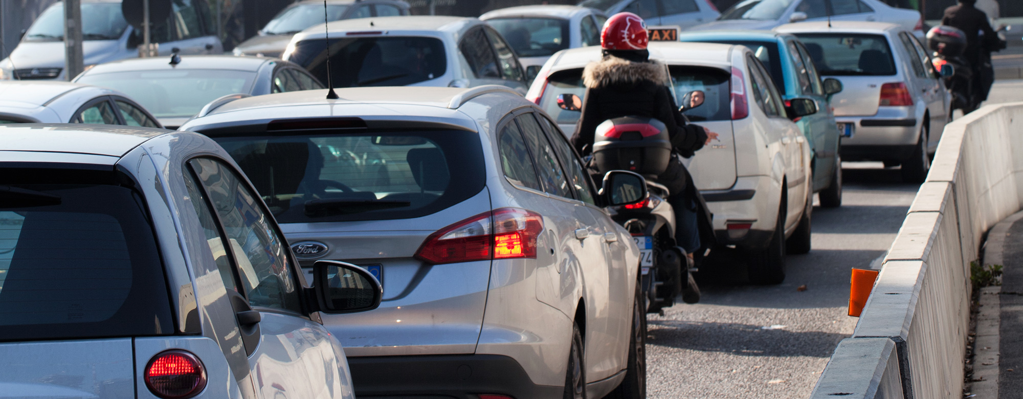 Regione Lombardia: nuove limitazioni circolazione veicoli più inquinanti