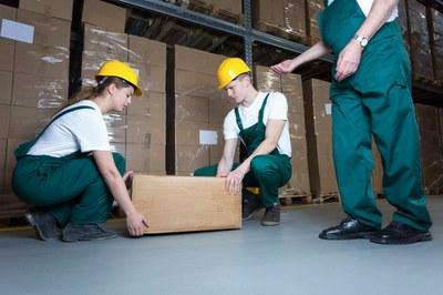 La sicurezza nella movimentazione manuale dei carichi