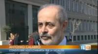 Intervista ad Antonio Calabrò sulla legalità al TGR Lombardia